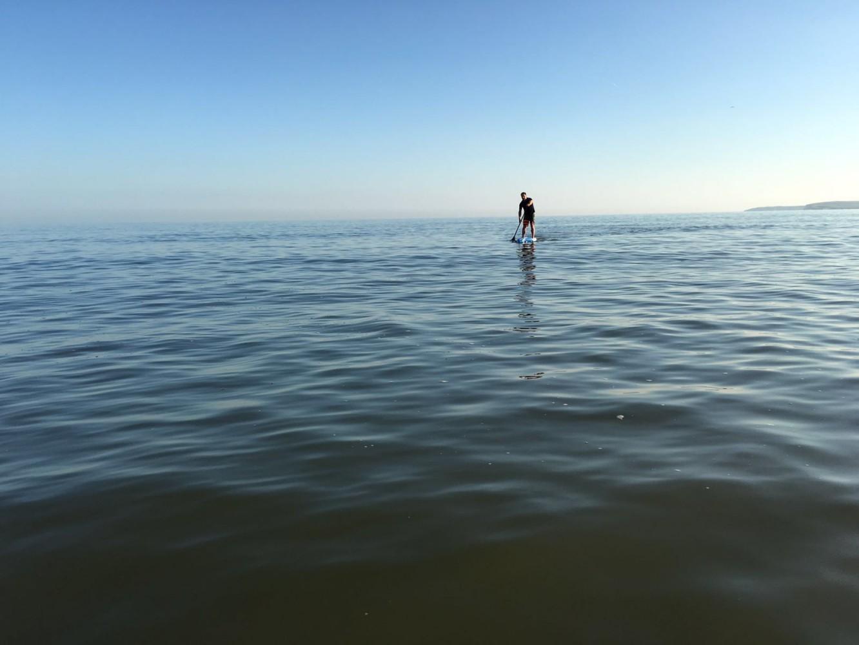 The Ocean heals